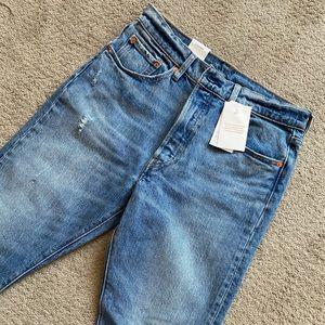 Levi's 501 Skinny Leg Jean